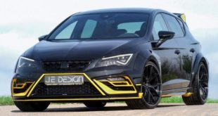 Widebody Seat Leon Cupra 300 Tuning JE Design Facelift 5 310x165 Facelift   Widebody Seat Leon Cupra 300 von JE Design