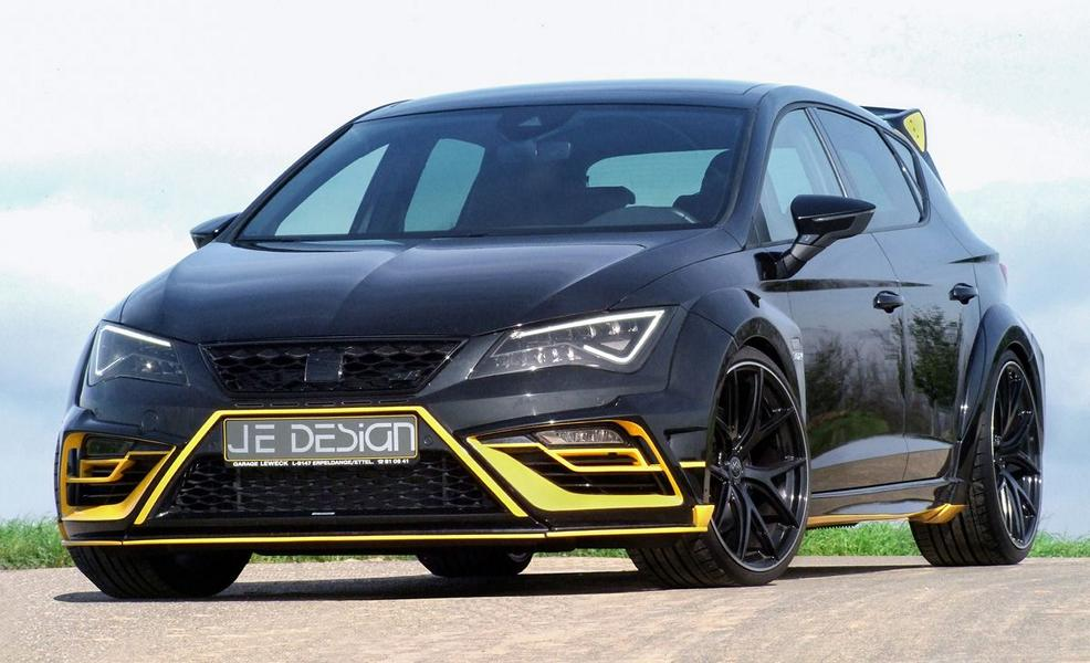 Widebody Seat Leon Cupra 300 Tuning JE Design Facelift 5 Facelift   Widebody Seat Leon Cupra 300 von JE Design