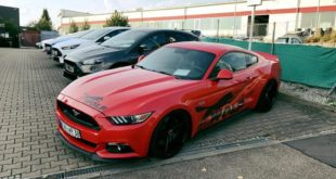 Wolf Racing Ford Mustang GT Kompressor Tuning 2017 Rekord 1 310x165 Limitiert   WOLF RACING Carbon Paket am Ford Focus RS MK3