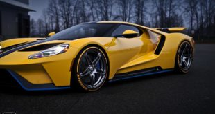 2017 Ford GT 20 Zoll PUR Wheels RS10 Alufelgen Tuning 13 310x165 Replika Ford GT40 EcoBoost V6 vom Tuner Superformance