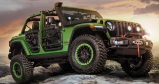 2017 Mopar Jeep Wrangler Tuning Hardcore Outfit 8 310x165 2019 Mopar Widebody Dodge Ram Heavy Duty 2500 Pickup