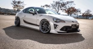 2017 Toyota GT86 Bodykit Kuhl Racing 5 310x165 Typisch Japan   Kuhl racing Toyota Hiace Widebody 2018
