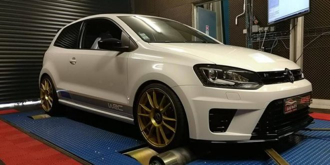 From Hell – 434PS & 541NM im VW Polo WRC 2.0 TSI!