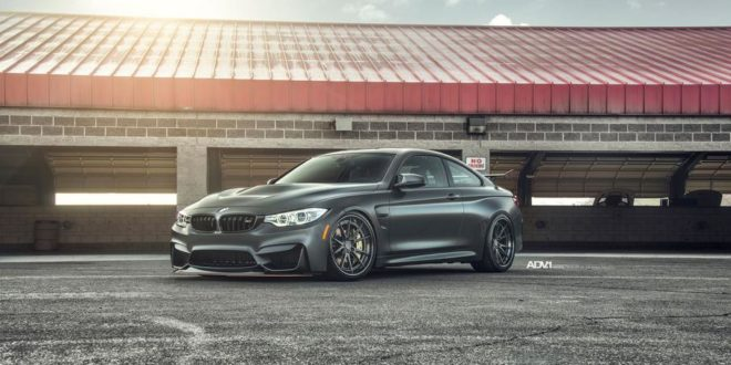 ADV.5.2 Wheels am limitierten BMW M4 GTS Coupe