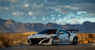 Acura NSX Liberty Walk Widebody Kit Tuning 12 310x165 Kommt er? Liberty Walk Bilder vom Lexus LC500 aufgetaucht