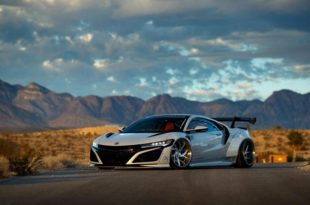 Acura NSX Liberty Walk Widebody Kit Tuning 12 310x205 Jetzt doch   Acura NSX mit Liberty Walk Widebody Kit