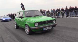 Allrad VW Golf Mk1 310x165 Forge Motorsport   VW Golf GTI Mk1 Rabbit mit 1.8T Power