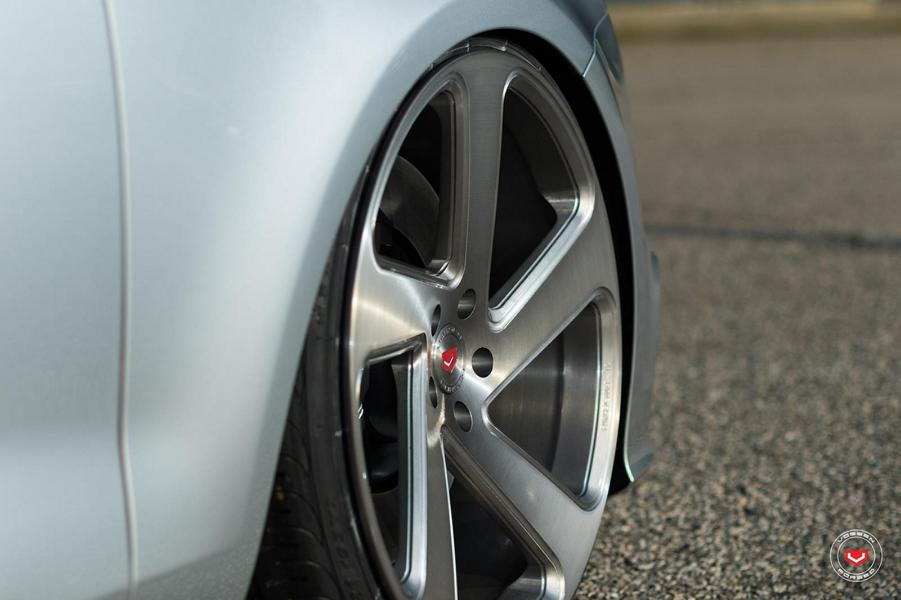 Audi A7 Sportback Vossen CG 210T Tuning 57 Wow   Audi A7 Sportback auf Vossen CG 210T Felgen