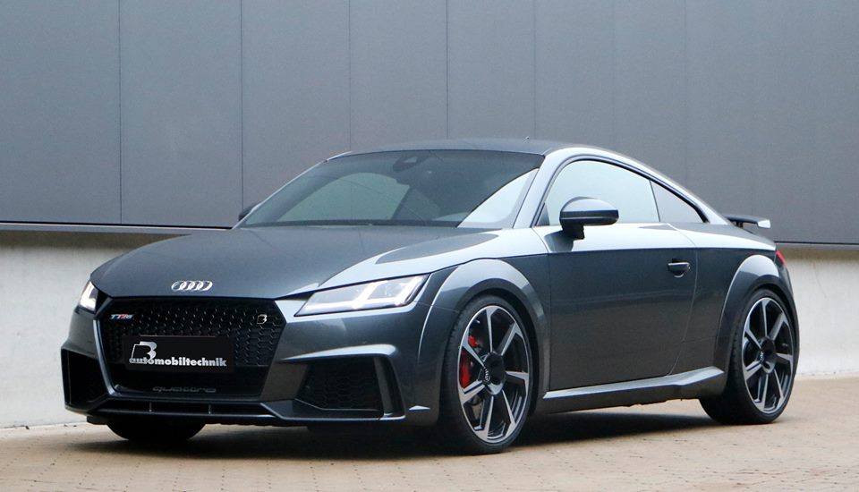 BB Automobiltechnik Audi TT RS FV Tuning 575PS / 750NM? B&B Automobiltechnik schraubt am Audi TT RS