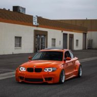 BMW E82 1er 135i Clinched Widebody Kit SevenK Wheels Tuning 14 190x190 BMW E82 1er (135i) mit Clinched Widebody Kit & SevenK Wheels