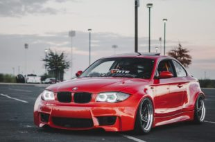 BMW E82 1er 135i Clinched Widebody Kit SevenK Wheels Tuning 16 310x205 BMW E82 1er (135i) mit Clinched Widebody Kit & SevenK Wheels