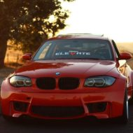 BMW E82 1er 135i Clinched Widebody Kit SevenK Wheels Tuning 5 190x190 BMW E82 1er (135i) mit Clinched Widebody Kit & SevenK Wheels
