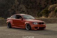 BMW E82 1er 135i Clinched Widebody Kit SevenK Wheels Tuning 8 190x127 BMW E82 1er (135i) mit Clinched Widebody Kit & SevenK Wheels