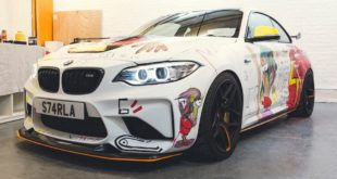 BMW M2 F87 GTS Evolve Automotive ARTCAR Tuning 43 310x165 BMW M2 GTR Tracktool? TPS Performance machts möglich