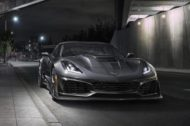 Corvette ZR1 HPE1200 HPE850 HPE1000 Hennessey Tuning 4 190x126 Heftig   Chevrolet Corvette ZR1 HPE1200 by Hennessey