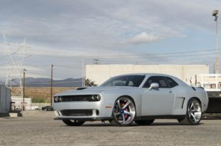 Dodge Challenger SRT Widebody Forgiato Wheels Tuning 4 310x205 Heftig   Dodge Challenger SRT Widebody auf Forgiato Wheels