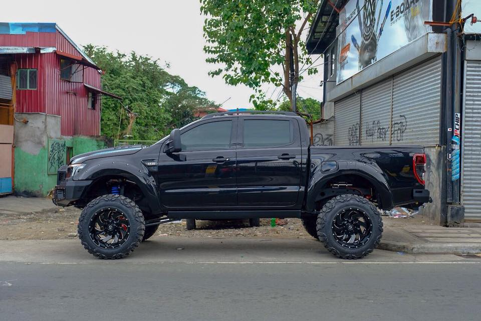ford ranger 35 inch offroad tire tuning 5 tuningblog. Black Bedroom Furniture Sets. Home Design Ideas