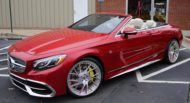 Forgiato Wheels Maybach S650 AMG Cabrio 2 190x103 Exclusive   Mercedes Maybach S650 Cabrio auf Forgiato's