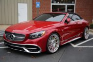 Forgiato Wheels Maybach S650 AMG Cabrio 3 190x127 Exclusive   Mercedes Maybach S650 Cabrio auf Forgiato's