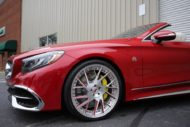 Forgiato Wheels Maybach S650 AMG Cabrio 5 190x127 Exclusive   Mercedes Maybach S650 Cabrio auf Forgiato's