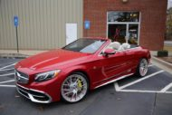 Forgiato Wheels Maybach S650 AMG Cabrio 7 190x127 Exclusive   Mercedes Maybach S650 Cabrio auf Forgiato's