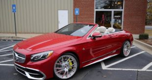 Forgiato Wheels Maybach S650 AMG Cabrio 7 310x165 Exclusive   Mercedes Maybach S650 Cabrio auf Forgiato's