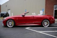 Forgiato Wheels Maybach S650 AMG Cabrio 9 190x127 Exclusive   Mercedes Maybach S650 Cabrio auf Forgiato's