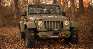 "GEIGER Willys 2017 Tuning Jeep Wrangler 1 310x165 284 PS ""GEIGER Willys""   So fährt man Jeep Wrangler"