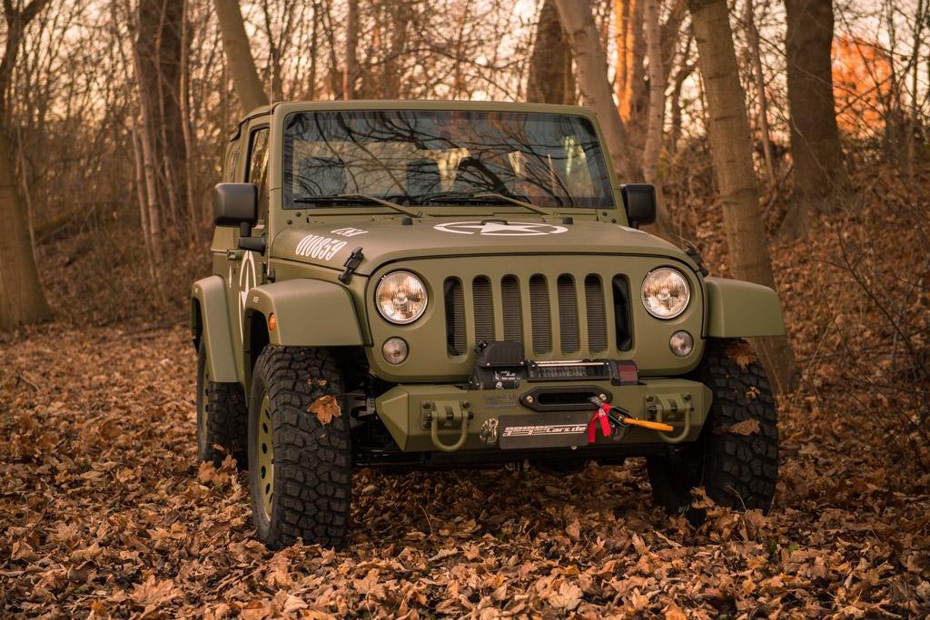 "GEIGER Willys 2017 Tuning Jeep Wrangler 1 284 PS ""GEIGER Willys""   So fährt man Jeep Wrangler"