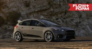 HRE FF04 Felgen 19 Zoll Ford Focus RS Tuning 4 310x165 BMW M3 F80 in Black Sapphire Metallic auf HRE P104 Alus