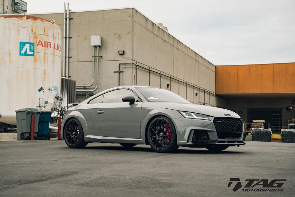 hre rc100 rims audi tt rs nardogrey tuning 2. Black Bedroom Furniture Sets. Home Design Ideas