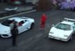 Lamborghini Huracan vs. Countach 110x75 Video: Mini Dragrace   1100 PS Lamborghini Huracan vs. Countach