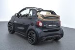 """Limited Edition %E2%80%9EONE OF TEN%E2%80%9C Brabus Smart 2017 Tuning 10 155x103 BRABUS ULTIMATE Sunseeker Limited Edition """"ONE OF TEN"""""""