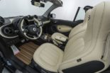 """Limited Edition %E2%80%9EONE OF TEN%E2%80%9C Brabus Smart 2017 Tuning 28 155x103 BRABUS ULTIMATE Sunseeker Limited Edition """"ONE OF TEN"""""""
