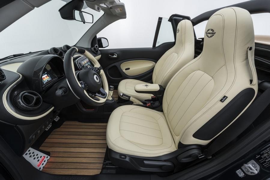 """Limited Edition %E2%80%9EONE OF TEN%E2%80%9C Brabus Smart 2017 Tuning 29 BRABUS ULTIMATE Sunseeker Limited Edition """"ONE OF TEN"""""""