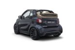 """Limited Edition %E2%80%9EONE OF TEN%E2%80%9C Brabus Smart 2017 Tuning 3 155x103 BRABUS ULTIMATE Sunseeker Limited Edition """"ONE OF TEN"""""""