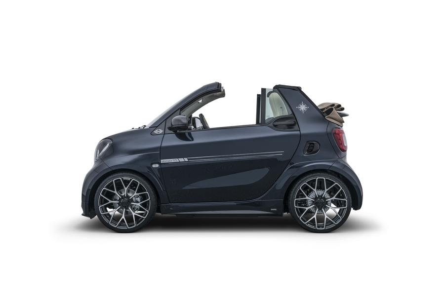 """Limited Edition %E2%80%9EONE OF TEN%E2%80%9C Brabus Smart 2017 Tuning 4 BRABUS ULTIMATE Sunseeker Limited Edition """"ONE OF TEN"""""""