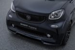 """Limited Edition %E2%80%9EONE OF TEN%E2%80%9C Brabus Smart 2017 Tuning 7 155x103 BRABUS ULTIMATE Sunseeker Limited Edition """"ONE OF TEN"""""""