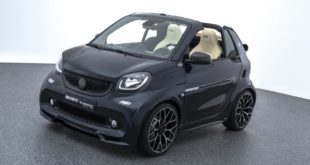 Limited Edition %E2%80%9EONE OF TEN%E2%80%9C Brabus Smart 2017 Tuning 9 310x165 Was für ein Rollschuh! Der Smart fortwo vom Tuner Autokonexion