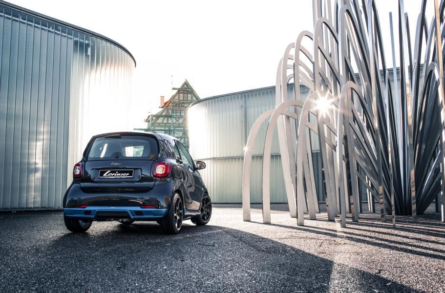 Lorinser Smart Eco Drive Essen Motor Show Tuning 2017 3 Die Zukunft   Lorinser Smart Eco Drive zur Essen Motor Show