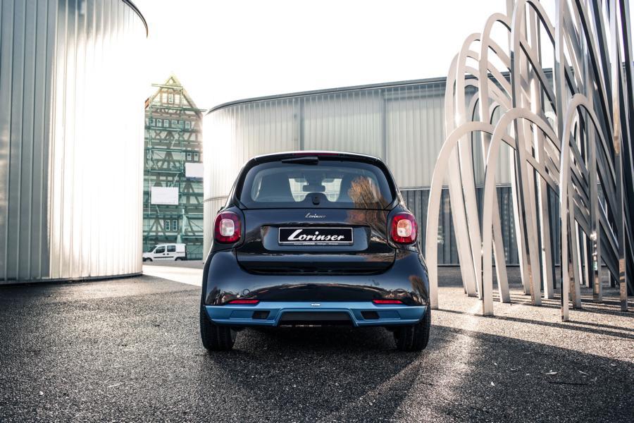 Lorinser Smart Eco Drive Essen Motor Show Tuning 2017 4 Die Zukunft   Lorinser Smart Eco Drive zur Essen Motor Show