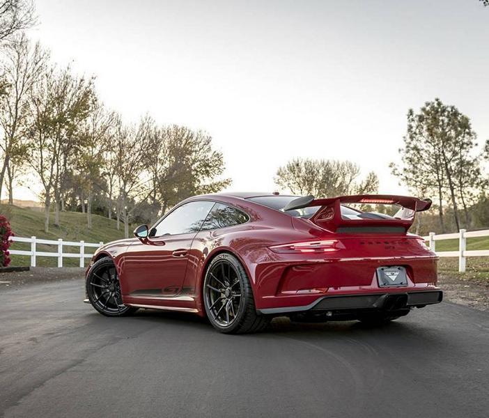 Porsche 911 991.2 GT3 Vorsteiner GMG Parts Tuning 6 Porsche 911 (991.2) GT3 mit Vorsteiner & GMG Parts
