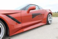 Power Parts Widebody Chevrolet Corvette C7 Tuning 2 190x127 Power Parts Widebody Chevrolet Corvette C7   20cm mehr