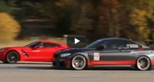 Schmiedmann BMW M4 Chevrolet Corvette Z06 310x165 Video: Schmiedmann BMW M4 mit 650PS vs Chevrolet Corvette Z06 mit 659PS