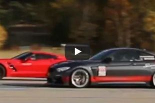 Schmiedmann BMW M4 Chevrolet Corvette Z06 310x205 Video: Schmiedmann BMW M4 mit 650PS vs Chevrolet Corvette Z06 mit 659PS