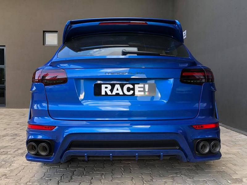 Techart Magnum Porsche Cayenne RACE SOUTH AFRICA Tuning 2017 10 TECHART Magnum Porsche Cayenne by RACE! SOUTH AFRICA