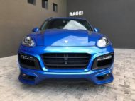 Techart Magnum Porsche Cayenne RACE SOUTH AFRICA Tuning 2017 11 190x143 TECHART Magnum Porsche Cayenne by RACE! SOUTH AFRICA