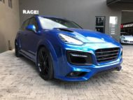 Techart Magnum Porsche Cayenne RACE SOUTH AFRICA Tuning 2017 2 190x143 TECHART Magnum Porsche Cayenne by RACE! SOUTH AFRICA