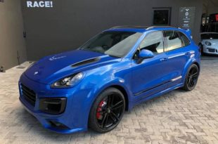Techart Magnum Porsche Cayenne RACE SOUTH AFRICA Tuning 2017 4 310x205 TECHART Magnum Porsche Cayenne by RACE! SOUTH AFRICA