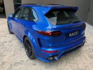 Techart Magnum Porsche Cayenne RACE SOUTH AFRICA Tuning 2017 6 190x143 TECHART Magnum Porsche Cayenne by RACE! SOUTH AFRICA